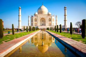 Top Tourist Places in India Taj Mahal