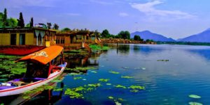 Top Tourist Places in India Dal Lake