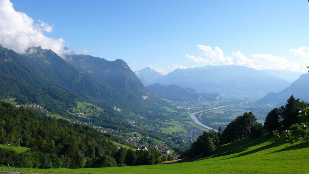 10 smallest countries of the world Liechtenstein tripazzi