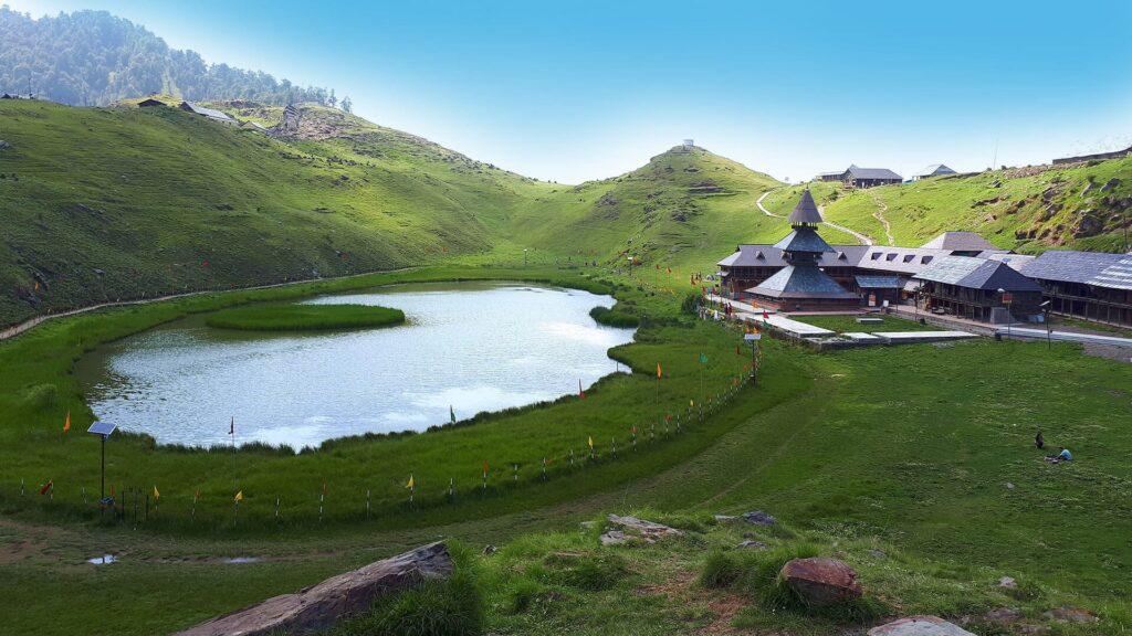 Parashar Lake Tripazzi