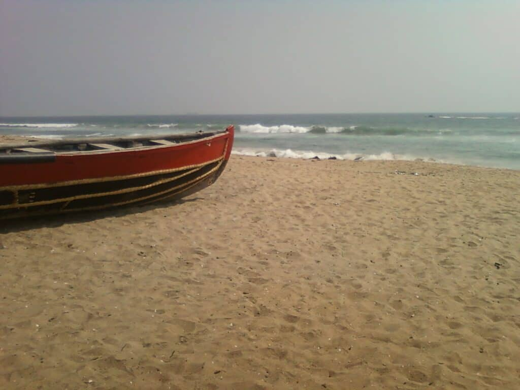 In front of these 5 beaches of India you will forget Goa Rushikonda Beach tripazzi
