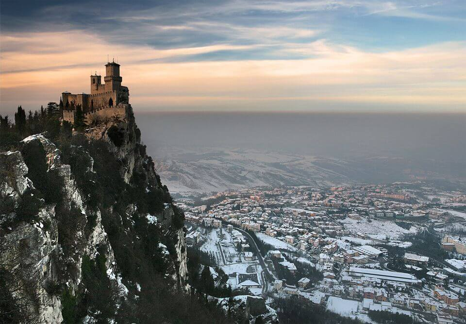 10 smallest countries of the world San Marino tripazzi