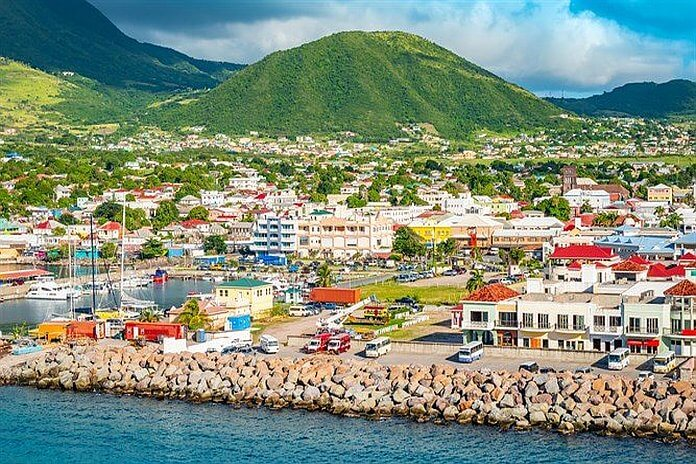 10 smallest countries of the world St. Kitts and Nevis tripazzi