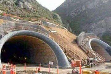 BRO has made world's longest road tunnel