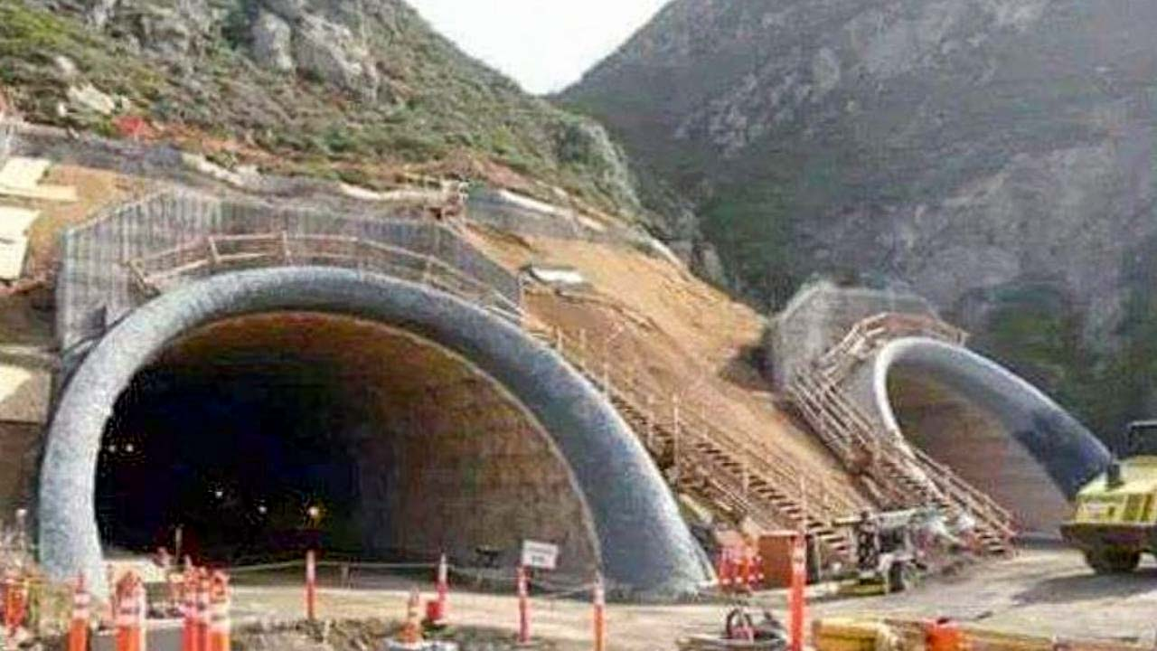 BRO has made world's longest road tunnel