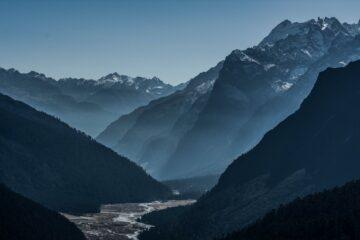 sikkim Different regions tripazzi