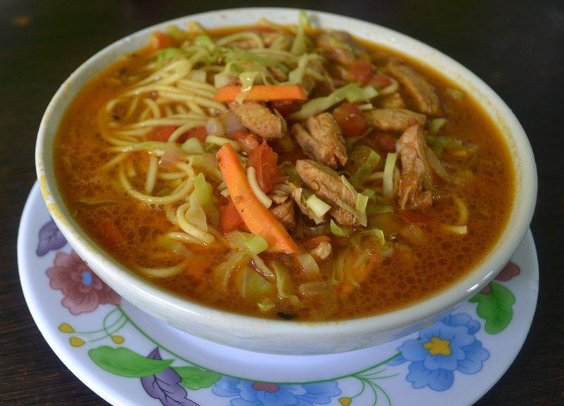 sikkim food tripazzi