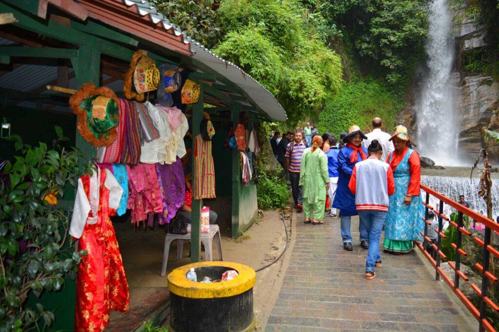 sikkim shopping tripazzi