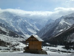 Chitkul Hot Spring 12 Extremely Wonderful and peaceful villages in our country Tripazzi