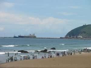 5 beaches of India